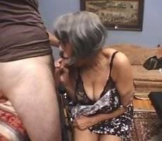 Hey my grandma is a whore 14 scene 1 - Granny Ultra