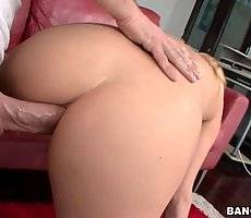 Skilful Blonde Pleases Her Lover 2