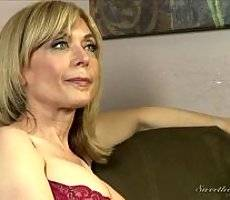 Nina Loves Girls #02, Scene #02 Nina Hartley, Dia Lewa