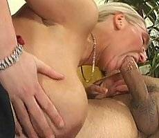 Busty mom who craves some hard fucking