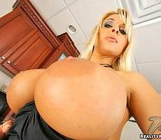 Amaing long leg big tits office ceo gets her amazing pussy rammed hard against the furniture by the computer tech in these hot pics and big fucking movie